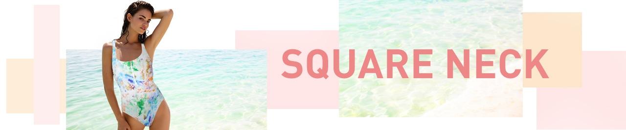 Square Neck