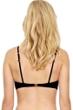 Gottex Au Naturel Black Underwire Surplice Bikini Top