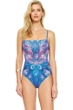 Gottex Dream Catcher Underwire One Piece Swimsuit