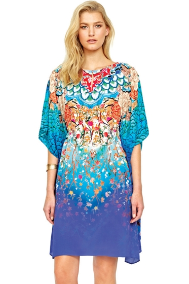 Gottex Kyoto Beach Dress