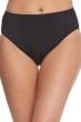 Gottex Lattice Black High Leg High Waist Bottom