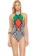 Gottex Mozambique High Neck One Piece Swimsuit