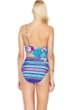 Gottex Samosir One Shoulder Cut Out One Piece Swimsuit