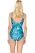 Gottex Tourmaline Surplice High Back One Piece Swimsuit