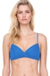 Gottex Au Naturel Dusk Blue Surplice Underwire Bikini Top