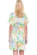 Gottex Aquarelle Green Beach Dress
