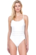 Gottex Finesse White Lingerie One Piece Swimsuit