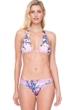 Gottex Hanami Halter Bikini Top with Matching Hipster Bikini Bottom