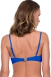 Gottex Jazz Sapphire Textured Push Up Underwire Bikini Top