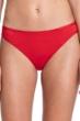 Gottex Collection Bardot Red Mid Rise Hipster Bikini Bottom