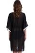 Gottex Essentials Mirage Black V-Neck Tunic