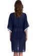 Gottex Essentials Mirage Navy V-Neck Tunic