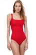 Gottex Essentials Aphrodite Full Coverage Square Neck One Piece Swimsuit