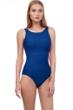 Gottex Essentials Aphrodite Deep Sea Mastectomy High Neck One Piece Swimsuit