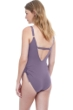 Gottex Front Row V-Neck Underwire One Piece Swimsuit