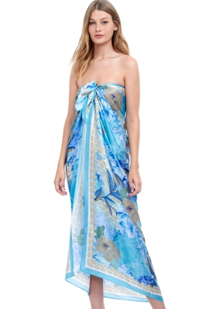 Gottex Collection Golden Era Cover Up Pareo One Size
