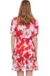 Gottex Classics Hitachi V-Neck Flounce Beach Cover Up Dress
