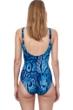 Gottex Essentials Kalahari Full Coverage Shaped Square Neck One Piece Swimsuit