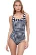 Gottex Essentials Marilyn Square Neck One Piece Swimsuit