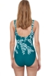Gottex Essentials Portofino Full Coverage Square Neck One Piece Swimsuit