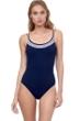 Gottex Essentials Socialite Round Neck One Piece Swimsuit