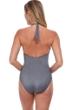 Gottex Classics Divine Full Coverage V-Neck One Piece Swimsuit