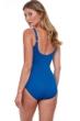 Gottex Classics Vogue Full Coverage Side Tie V-Neck Surplice One Piece Swimsuit