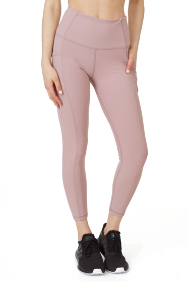 X by Gottex Victorian Pink Vanessa Ankle Legging with Pockets