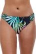 Profile by Gottex Tropico Black Side Tab Bikini Bottom