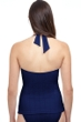 Profile by Gottex Afternoon Tea Textured Halter Tankini Top