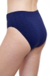Profile by Gottex Afternoon Tea Navy Textured Seamless Classic Tankini Bottom