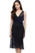 Profile by Gottex Viva V-Neck Surplice Cover Up Dress