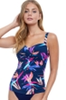 Profile by Gottex Paradise Cup Sized Underwire Tankini Top