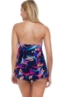 Profile by Gottex Paradise Twisted Bandeau One Piece Swimsuit