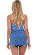 Profile by Gottex Tempo Bandeau Strapless Flyaway One Piece Swimsuit