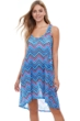 Profile by Gottex Tempo Round Neck Mesh Cover Up Dress