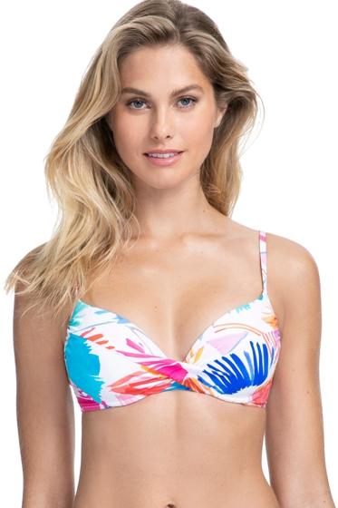 Profile by Gottex Splash Cross Over Underwire Bikini Top