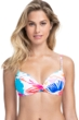 Profile by Gottex Splash Cross Over Underwire Bikini Top