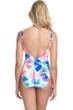 Profile by Gottex Splash D-Cup Scoop Neck One Piece Swimsuit