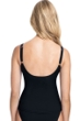 Profile by Gottex Date Night Scoop Neck Shirred Tankini Top