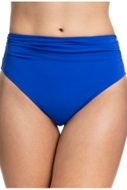 Profile by Gottex Date Night Sapphire Shirred Tankini Bottom