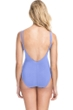 Profile by Gottex Date Night V-Neck One Piece Swimsuit