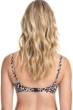 Profile by Gottex Wild Thing Leopard E-Cup Push Up Underwire Bikini Top
