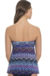 Profile by Gottex Skyline Bandeau Fly Away Tankini Top