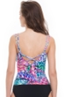 Profile by Gottex Canary Islands Round Neck Tankini Top