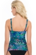 Profile by Gottex Paradise Bay D-Cup Underwire Tankini Top