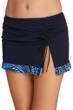 Profile by Gottex Blue Nile Cinch Skirt Swim Bottom