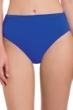 Profile by Gottex Tutti Frutti Basic Royal Blue Side Shirred High Waist Tankini Bottom