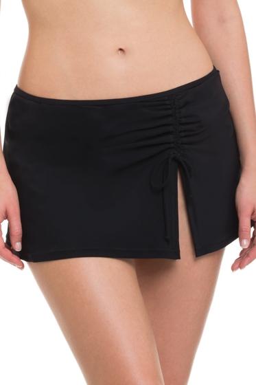 Profile by Gottex Tutti Frutti Side Slit Cinch Swim Skirt