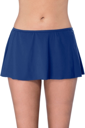 Profile by Gottex Petrol Blue Swim Skirt